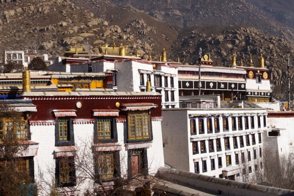 Lhasa: Drepung Monastery