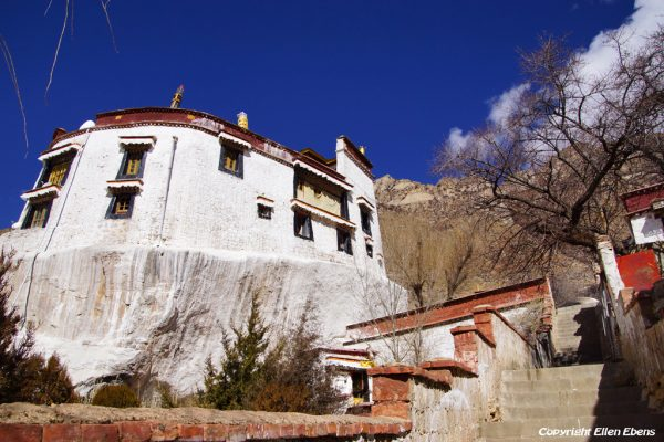 Lhasa: Pabongka Monastery