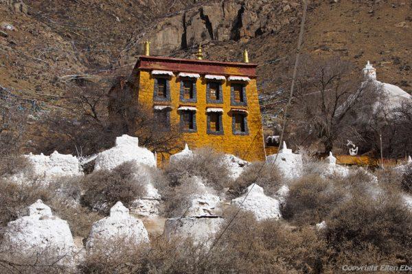 Lhasa: Pabongka Monastery