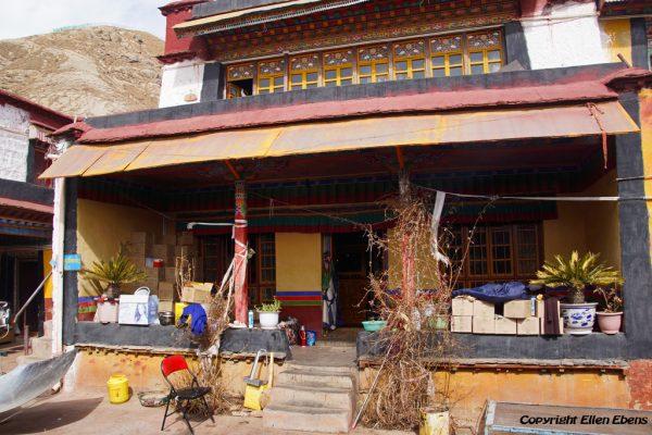 Lhasa: Chubzang Nunnery