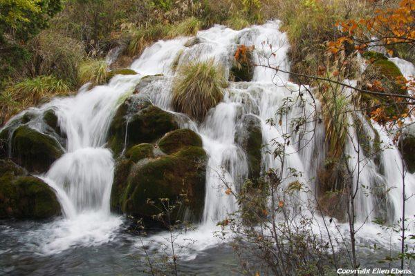 Jiuzhaigou National Park: Lying Dragon Lake
