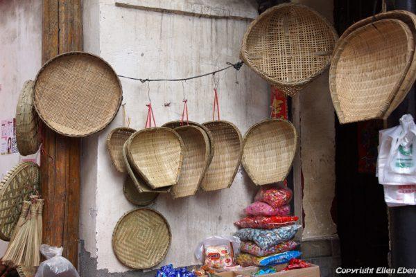 Shop at Songpan Ancient Town