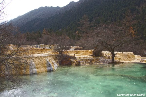 Huanglong National Park: Azalea Pond