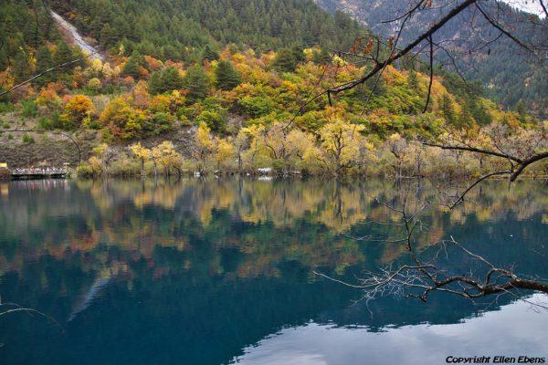 Jiuzhaigou National Park: Tiger Lake