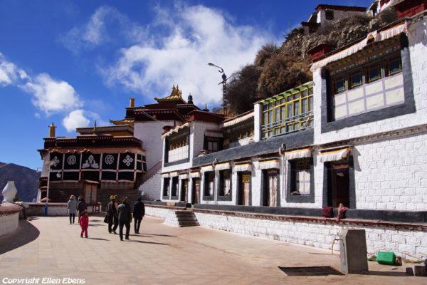 Drigung Till Monastery