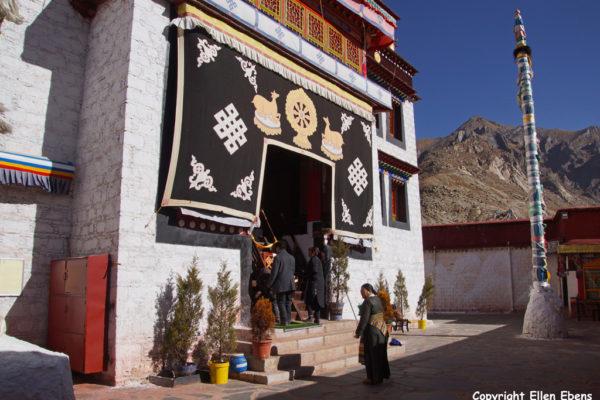 Nakhon Thon (Negodong) Nunnery, Lhasa