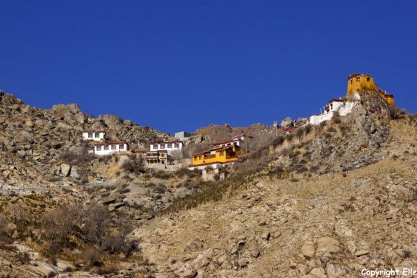 Pulchok (Purbuchok) hermitage, Lhasa