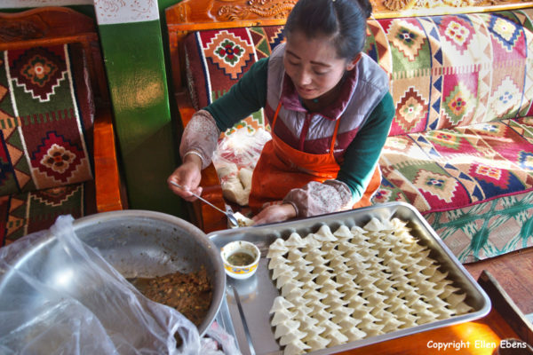 The making of momos