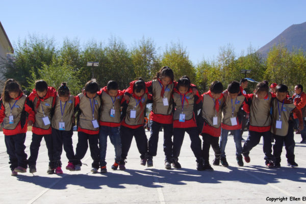 Songpan school sporting day