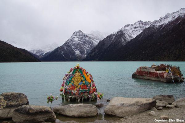 Lake Yilhun Lhatso