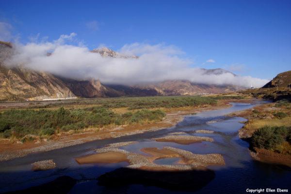 Landscape at Nangchen