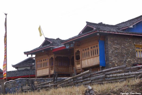 Tibetan village Songpan
